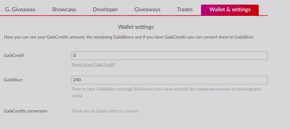 Giveaways — IndieGala help & documentation portal 1 0